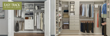 Custom Closets At An Affordable Price